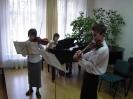 Krajské kolo soutěže ZUŠ - trio