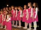 Momentky z vystoupení dětských sborů
